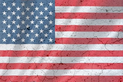 アメリカ国旗